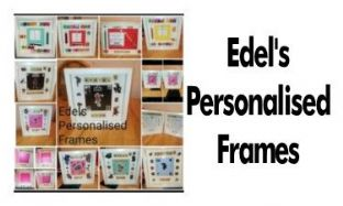 Custom Sticker - Edel's Personalised Frames